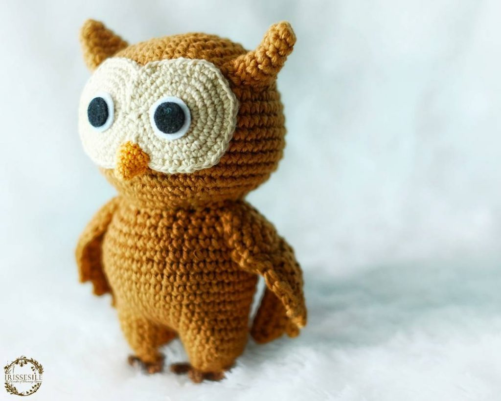 Crochet Owl Amigurumi Free Patterns Kids Toys | 820x1024