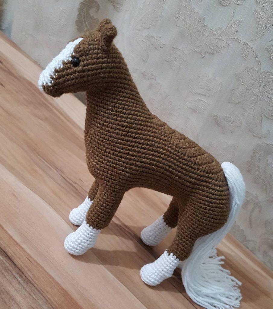Amigurumi Crochet Horse Patterns Amigurumi Patterns Tutorials