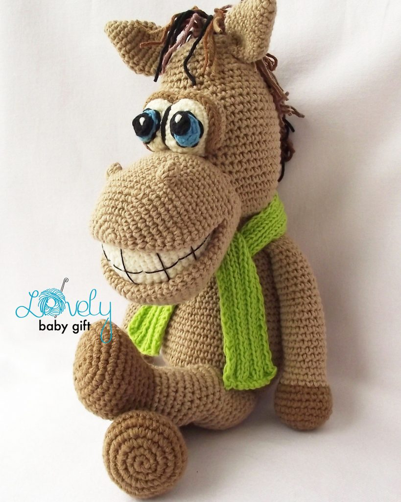 Amigurumi Crochet Horse Patterns - Amigurumi Patterns Tutorials   1024x819