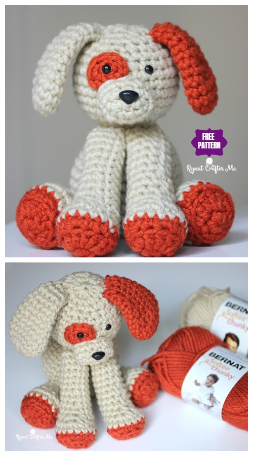 Amazing Amigurumi Patterns - and They're All Free! | 900x500