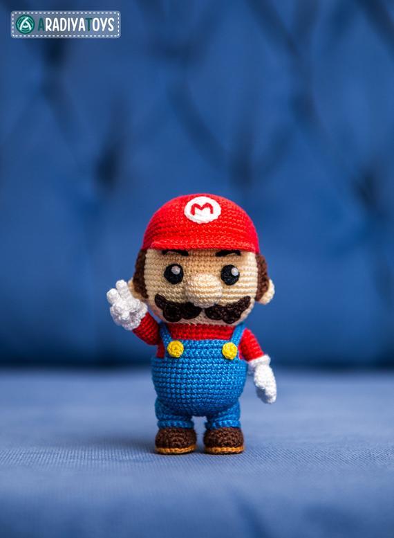 Amigurumi Super Mario and Luigi Crochet Patterns – FREE AMİGURUMİ ... | 777x570