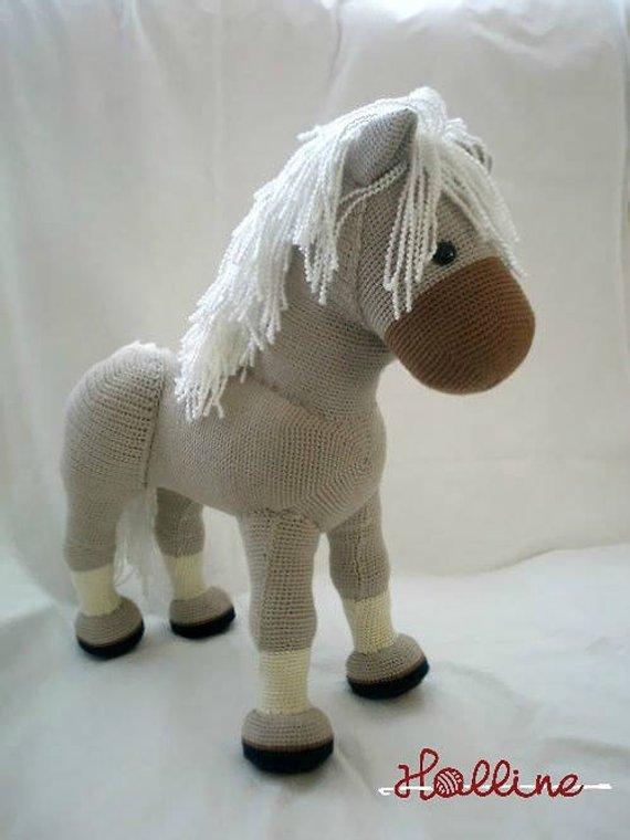 Amigurumi Horse and Donkey – A Free Crochet Pattern | Crochet ... | 760x570