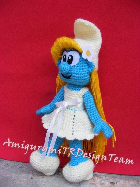 Amigurumi Crochet Smurfs Patterns Amigurumi Patterns