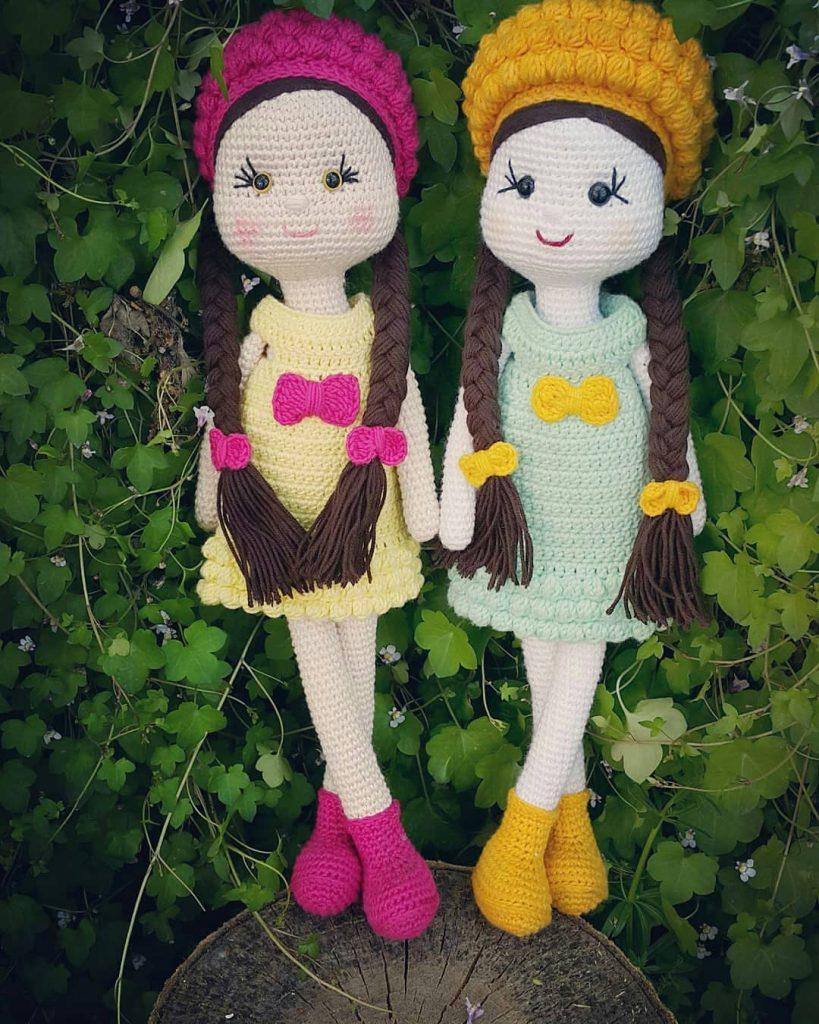 Amigurumi Crochet Doll LalaLoopsy Model 3 Free Pattern - Amigurumi ... | 1024x819