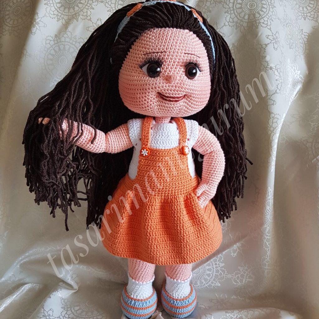 LALALOOPSY Goldie Luxe Crochet Amigurumi Doll by Npantz22 on ... | 1024x1024