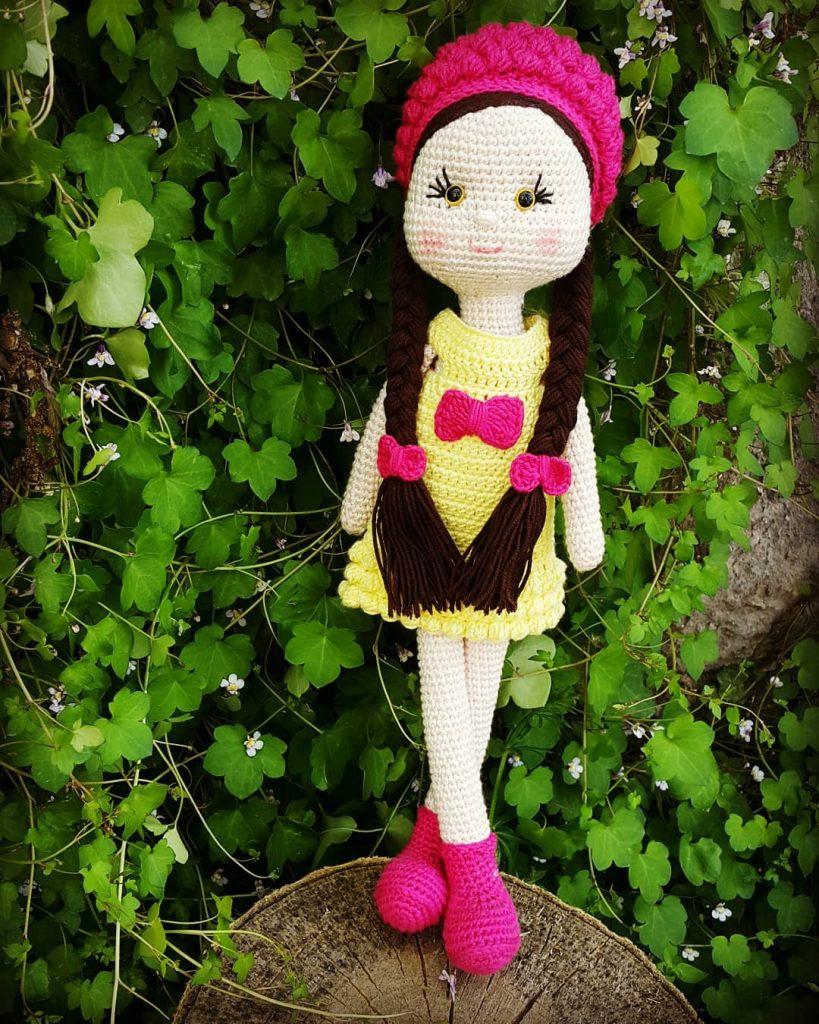 Lalaloopsy Mittens Crochet PATTERN Amigurumi doll Lalaloopsy | Etsy | 1024x819