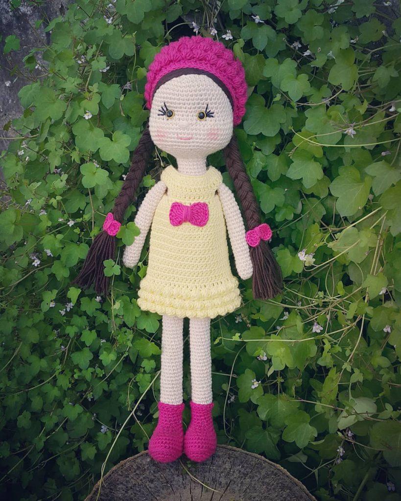 LALALOOPSY OC Crochet Amigurumi Doll by Npantz22.deviantart.com on ... | 1024x819