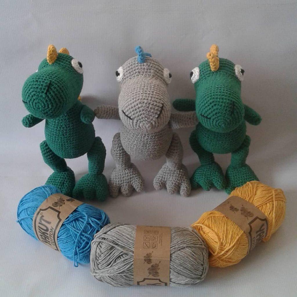 Dragon Amigurumi pattern by Mary Smith | Crochet dragon pattern, Crochet  toys patterns, Crochet patterns amigurumi | 1024x1024