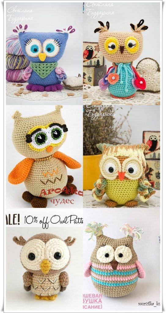 Owl Amigurumi PDF - StringyDingDing | 1024x543