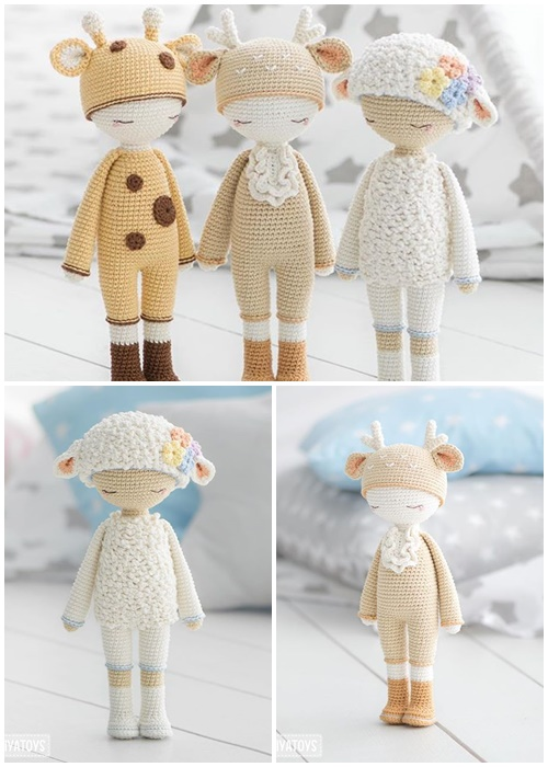 Awesome My Little Pony Free Crochet Patterns | 700x500