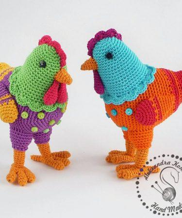 Turkey Amigurumi - Free Crochet Pattern - StringyDingDing | 450x375